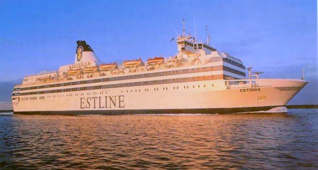 Estonia-ferry