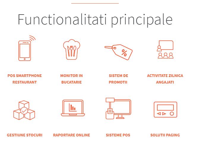 functionalitati principale